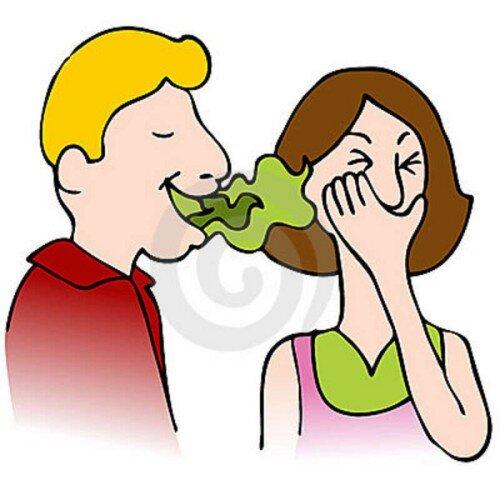 Làm sao để biết được mình có bị hôi miệng