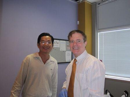 Bác sĩ Nguyễn Quang Tiến chuyên gia niềng răng