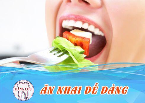 bọc răng sứ sinh học