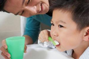 Chăm sóc răng miệng cho các thiên thần