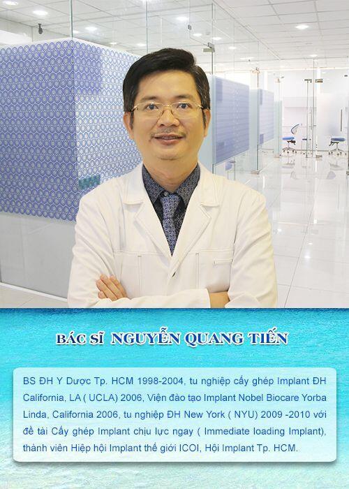 chuyên gia Implant