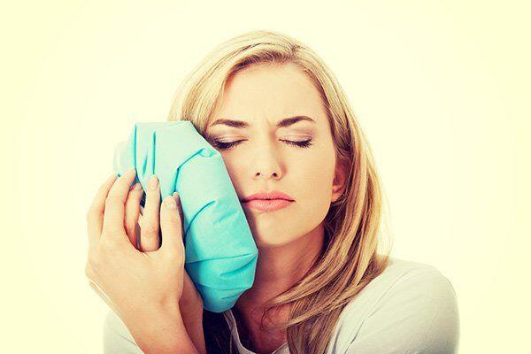 đau răng khi đang mang bầu