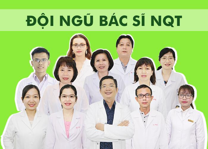 đội ngũ bác sĩ niềng răng