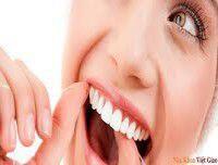 Lấy cao răng có làm hỏng men răng