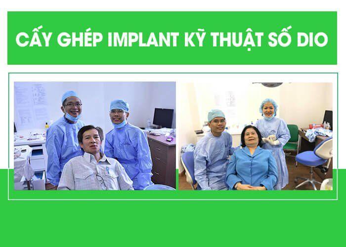 Implant cho người lớn tuổi