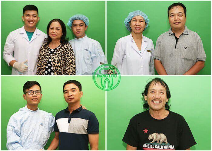 Cấy ghép implant cho người cao tuổi có nguy hiểm không