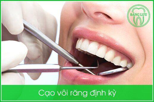 liệu pháp chữa hôi miệng tại nha khoa