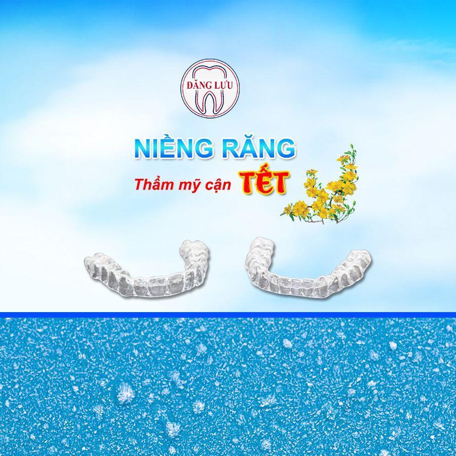 Miễn phí niềng răng 3D Clear, Ăn uống THẢ GA, Selfie THẢ CỬA