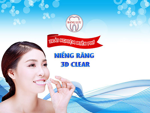 Trải nghiệm 1 tháng niềng răng không mắc cài 3D Clear