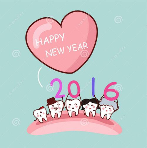 happy new year 2016 nha khoa đăng lưu