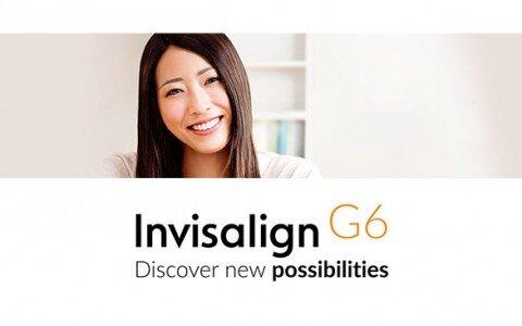 niềng răng invisalign G6 năm 2015