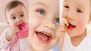 Quá Trình Mọc Răng Ở Trẻ Em