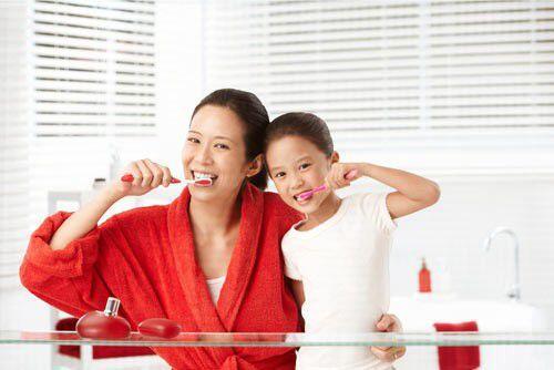 Cách phòng ngừa bệnh viêm nướu ở trẻ