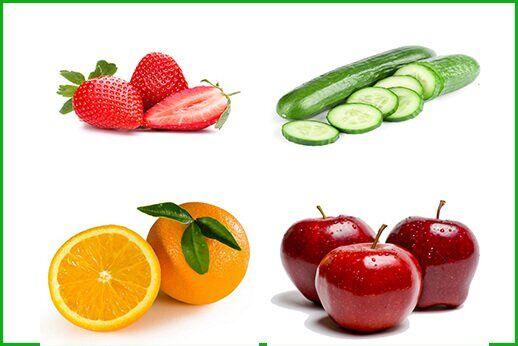 Mẹo chữa răng xỉn màu bằng trái cây