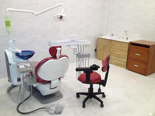 Thiết bị trồng răng tại nha khoa Đăng Lưu
