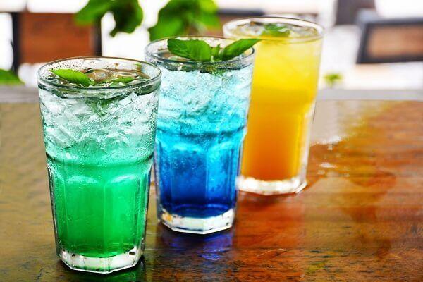 thức uống có hại cho răng