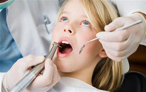 Trẻ suy dinh dưỡng dẫn đến chậm mọc răng